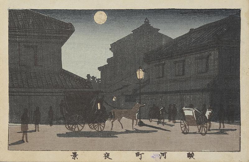 企画展「井上安治生誕150年記念 絵師たちの視線 ―安治・清親・光逸―」