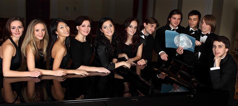 みなとみらいアフタヌーンコンサート ボーカデミア(合唱アンサンブル) 「アヴェ・マリア&ロシア民謡」