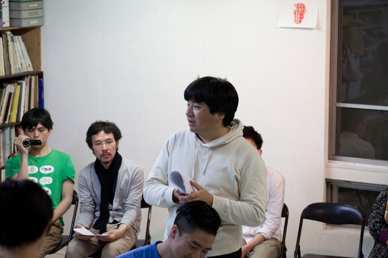 月イチ・セッション 岸井大輔×眞島竜男[アジアで上演する #2]