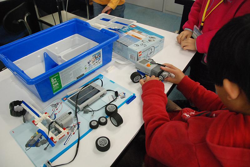 ロボット教室「再生可能エネルギー」