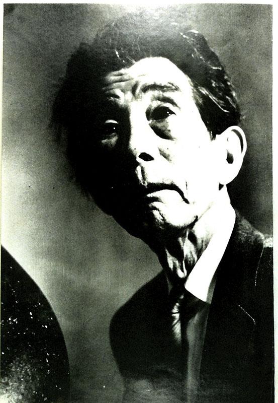 小田原文学館特別展「井上康文 ある民衆詩人の足跡」