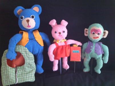 人形劇ショートショート研究会 「人形劇公開練習」
