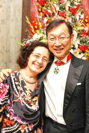 関 孝弘のピアノコンサート&イタリア人・マリアンジェラ・ラーゴのお話   ~夫妻で綴る、誰でも幸せになれるイタリア的幸せ術~