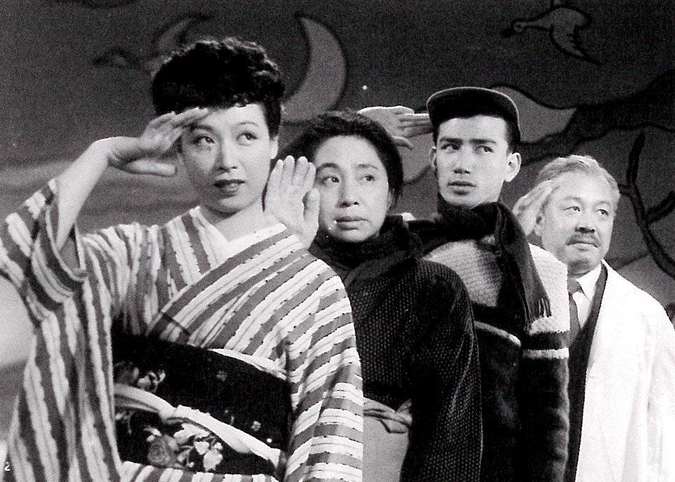 ハーモニーホール名作映画劇場2014 ①「本日休診」 ②「駅前旅館」