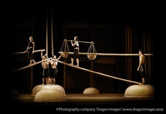KAAT×マグカル・フェスティバル実行委員会 Lune Production『A O SHOW』