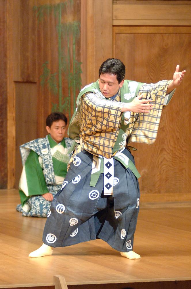 横浜能楽堂普及公演「横浜狂言堂」