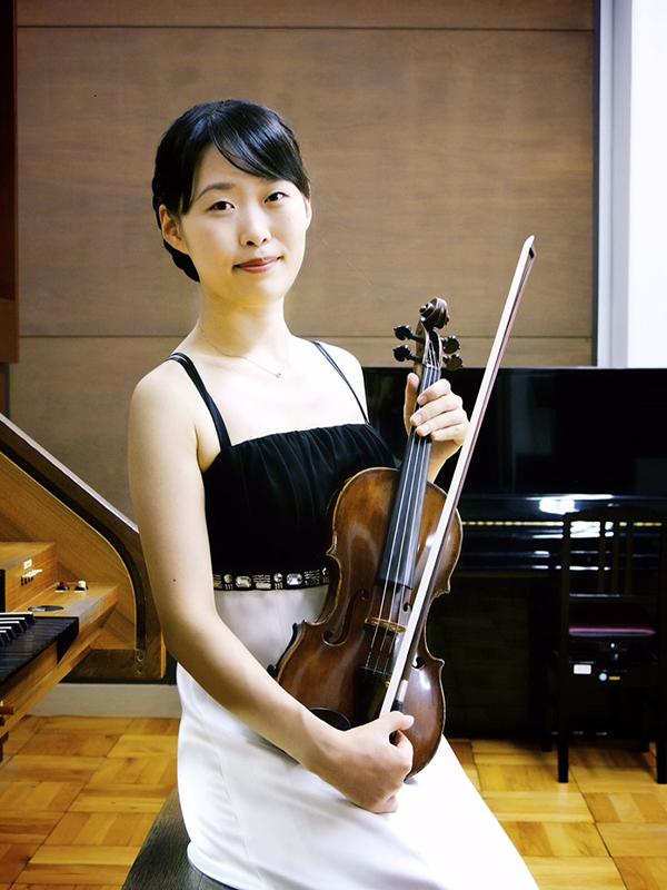 かもめコンサート若き演奏家シリーズⅧ 柏木かさねヴァイオリンリサイタル