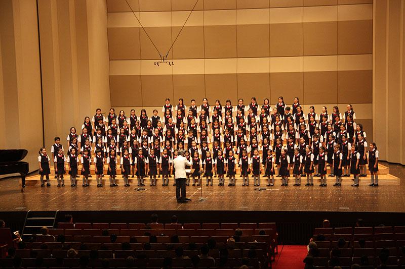 横須賀芸術劇場少年少女合唱団 ステージ26 サマー・コンサート'15