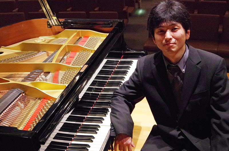 かもめコンサート若き演奏家シリーズⅢ 柾本遂也 ピアノリサイタル