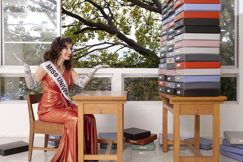TPAM 2015 ショーケース参加作品 2.14[土]継続型インタラクティヴ・グループ・パフォーマンス|Miss Universe [SSSLLLOOOWWW Network]