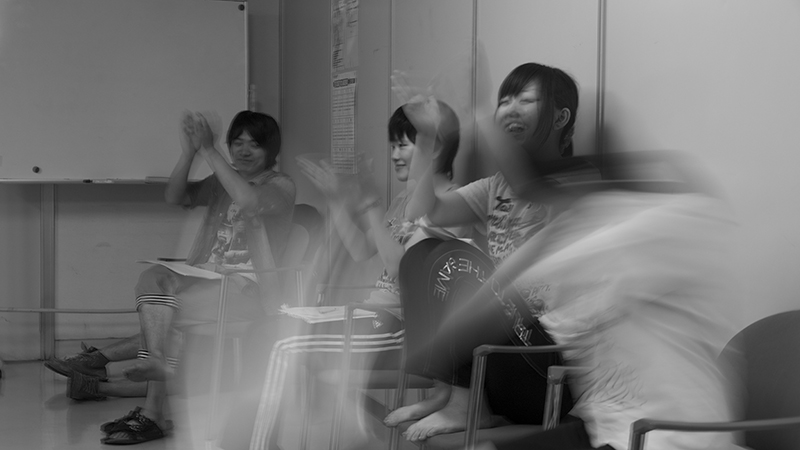 横浜五大学演劇部合同公演 「ゆらいで、」