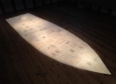 阪田清子「不確かな立ち位置の集合体」