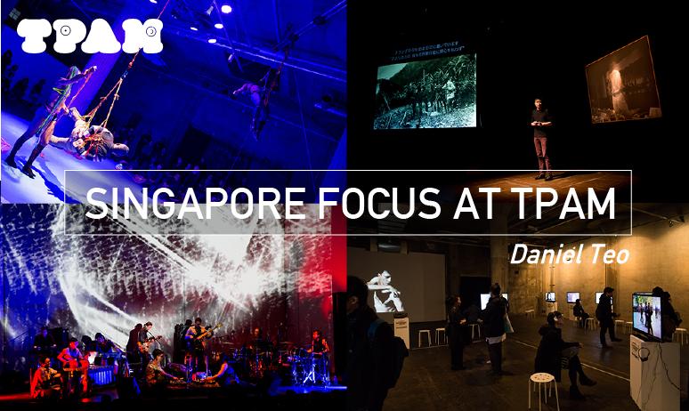 SINGAPORE FOCUS AT TPAM