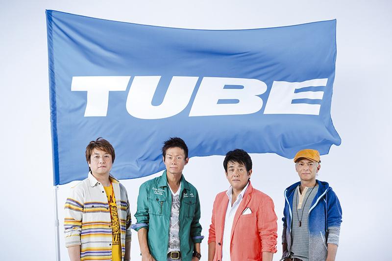 TUBE LIVE AROUND SPECIAL 2015