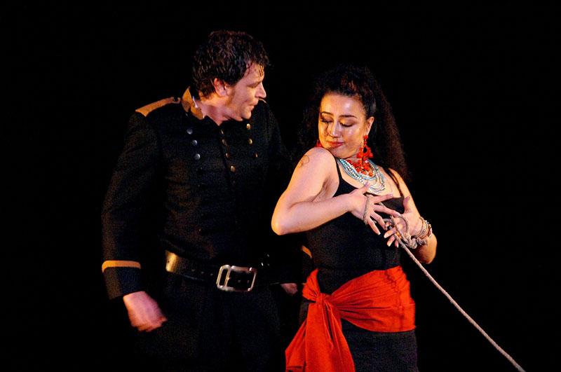 小松原庸子スペイン舞踊団 フラメンコ オペラを舞う