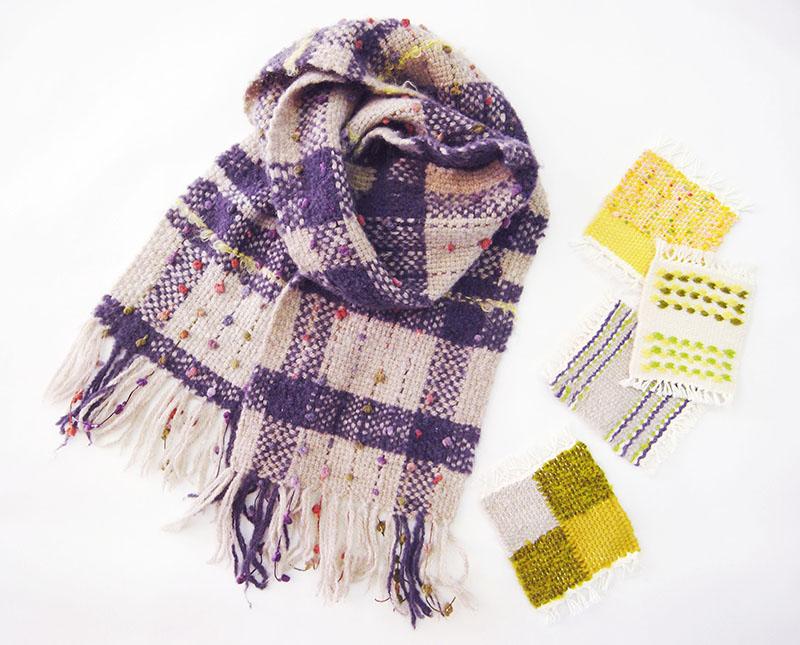 秋冬限定!織物教室