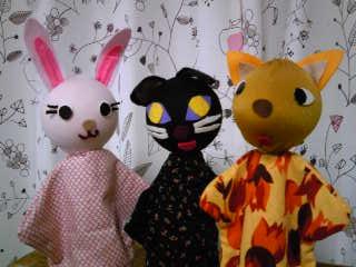 人形劇入門講座「親子で楽しむ人形劇」