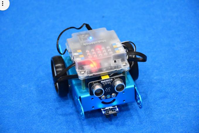 ロボット&プログラミング教室「mBot-ロボットとセンサーの関係を調べよう-」
