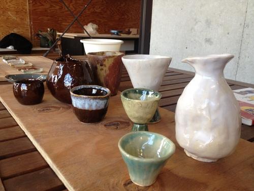 陶芸コース「自由制作」