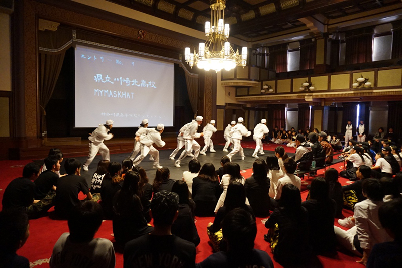 KANAGAWA全国高等学校ストリートダンスバトル
