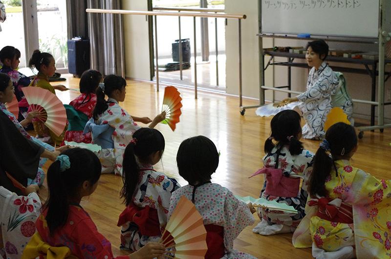 日本舞踊に学ぶ'和'の作法~おくゆかしい日本文化の香り~