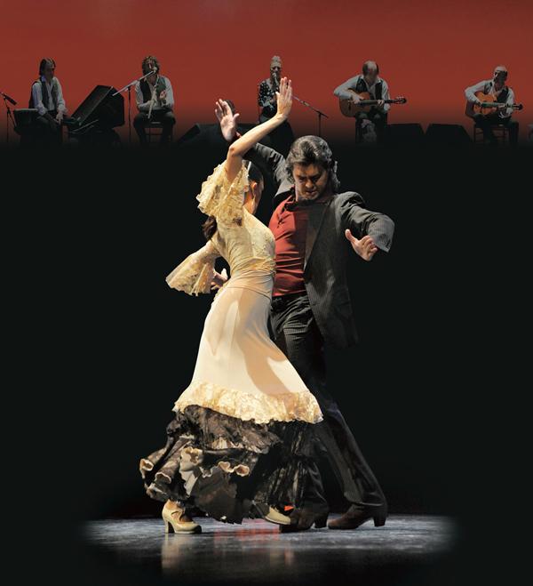 ミゲル・アンヘル フラメンコ舞踊団 アンダルシア 情熱の瞬間