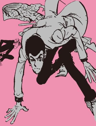 アニメ化40周年- ルパン三世展