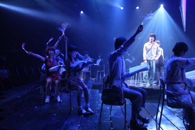 市民参加企画 群読音楽劇「銀河鉄道の夜2015」オーディション