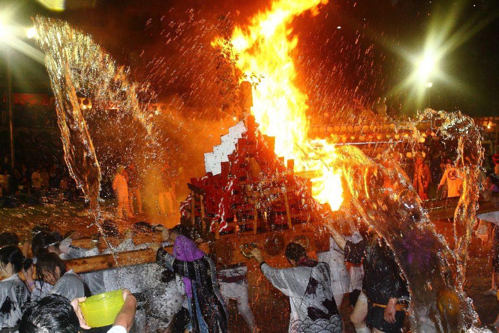 「神奈川西・日本の伝統文化」 祭り特集 (湯河原編)