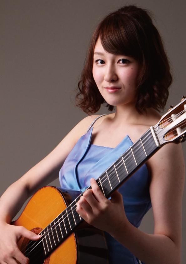 午後の音楽会 第63回 高橋那菜 ギターリサイタル