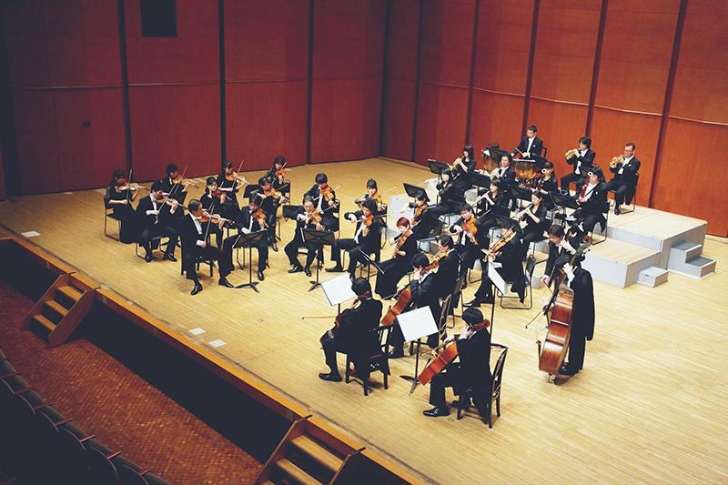 チェンバーオーケストラ相模原  第4回演奏
