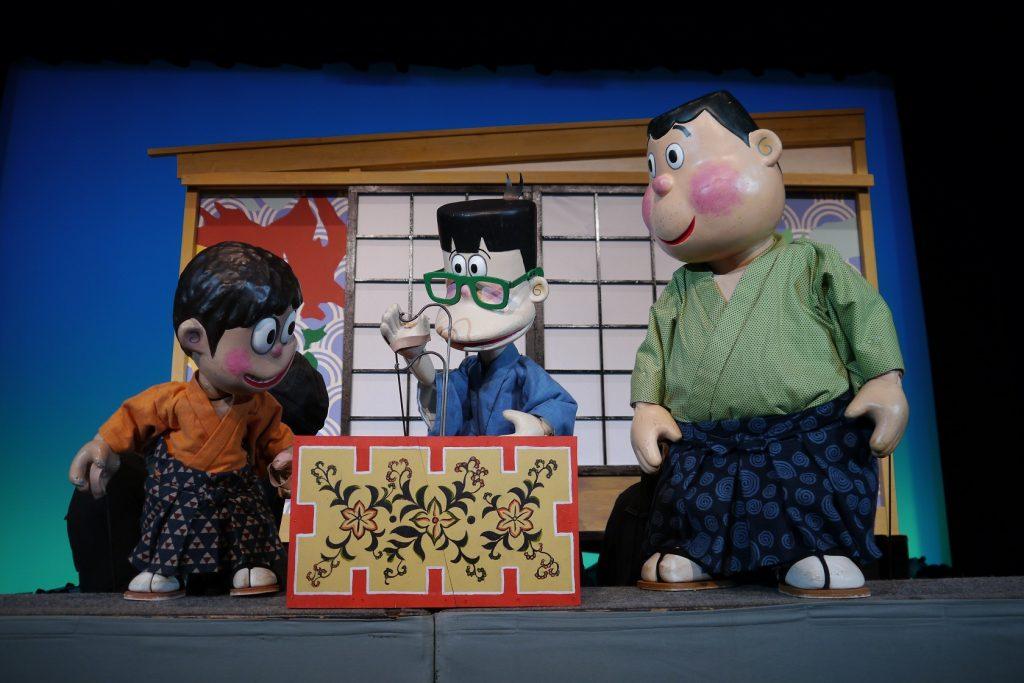 人形劇団ひとみ座「ズッコケ時間漂流記」