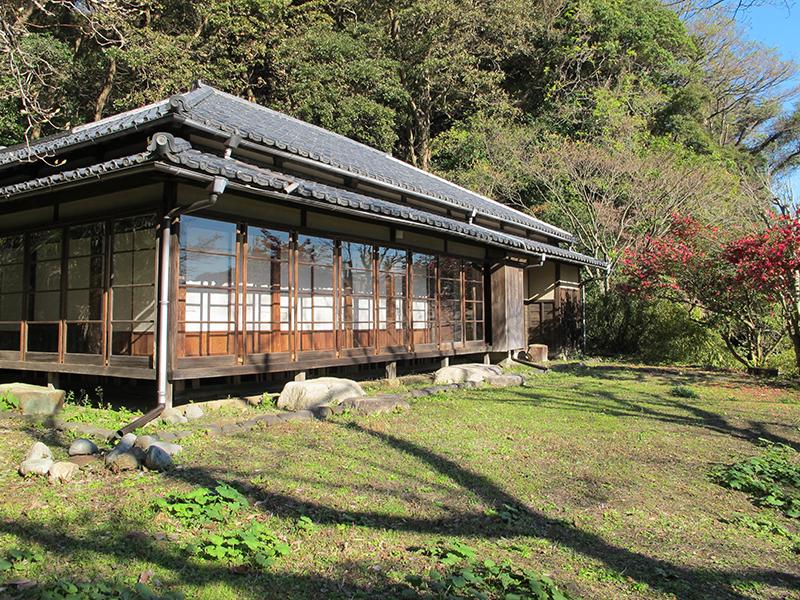 鎌倉市春の施設公開(旧川喜多邸別邸(旧和辻邸)一般公開