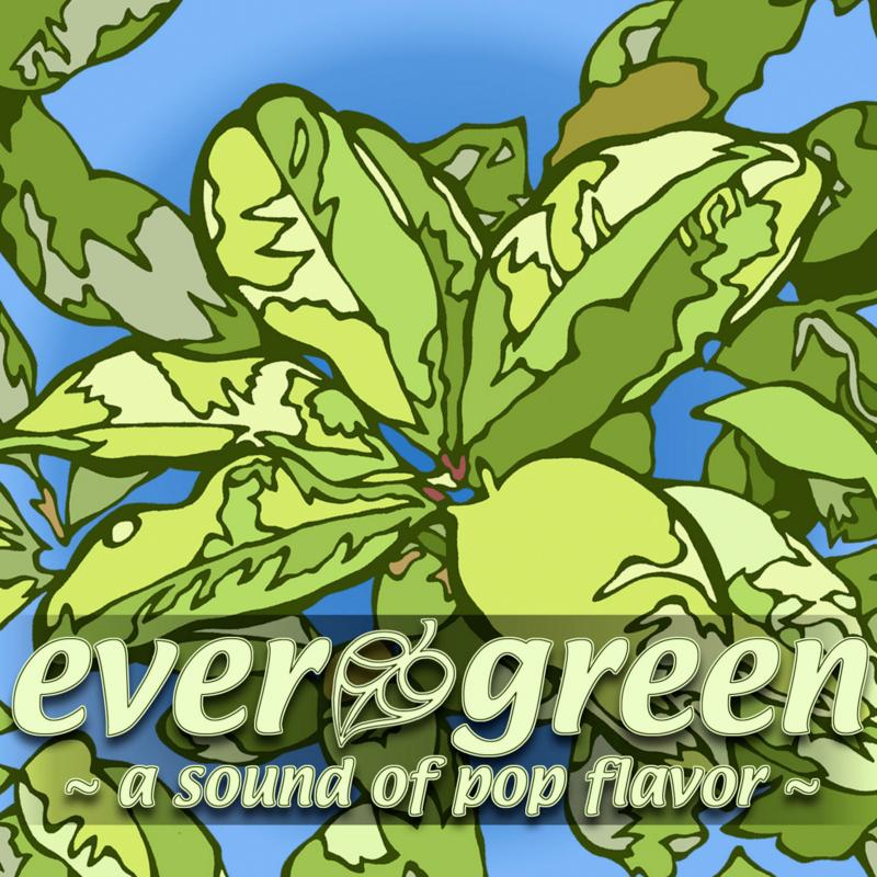 evergreen- a sound of pop flavour-