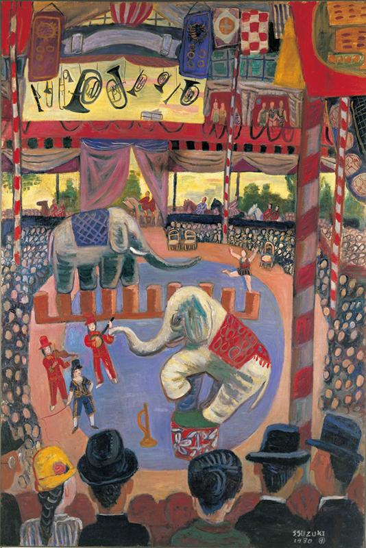 そごう美術館開館30周年記念 生誕120年 鈴木信太郎展 ~親密家(アンティミスト)のまなざし~ そごう美術館コレクション