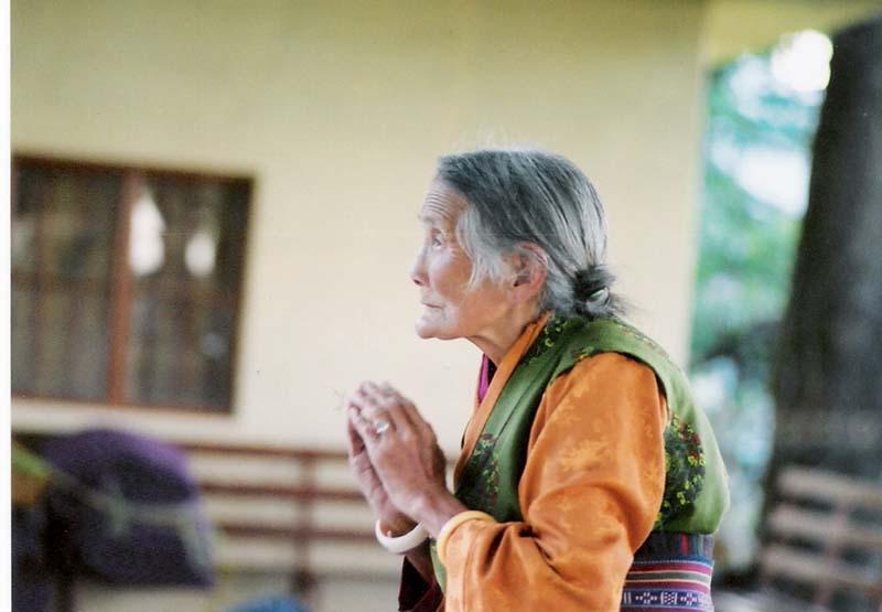 無料上映「モゥモ チェンガ : 満月ばあちゃんチベット望郷の物語」~大人のための日曜映画会~