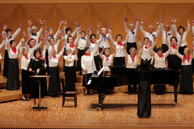 第6回国際シニア合唱祭  ゴールデンウェーブin横浜