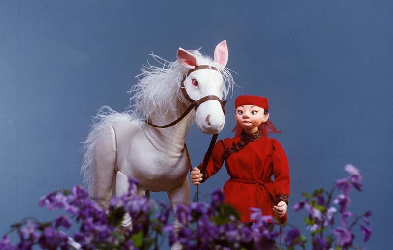 劇団貝の火特別公演「スーホの白い馬とモンゴルの調べ」