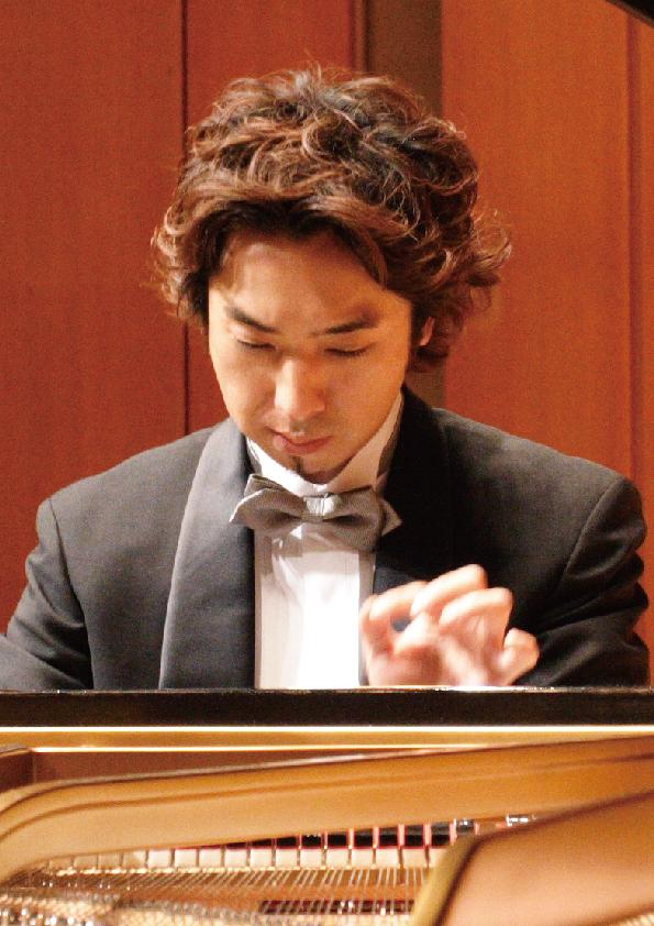 午後の音楽会 第58回 中島剛 ピアノリサイタル
