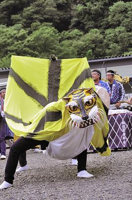 東日本大震災復興支援 岩手郷土芸能祭