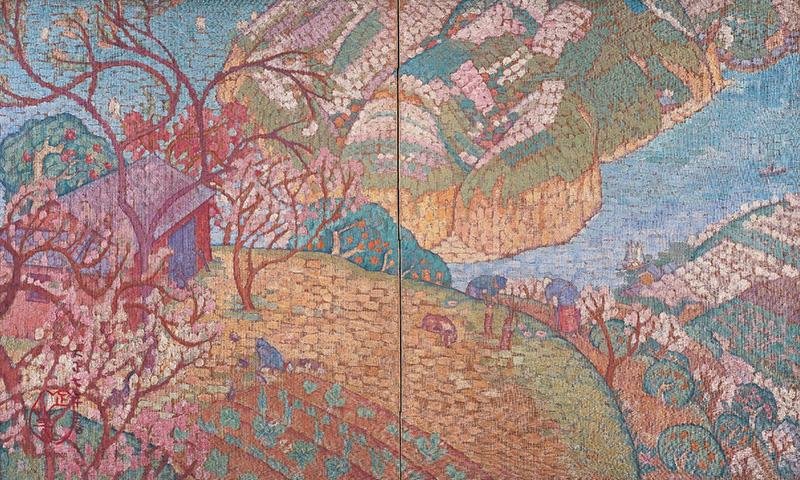 柳瀬正夢 1900-1945   時代の光と影を描く