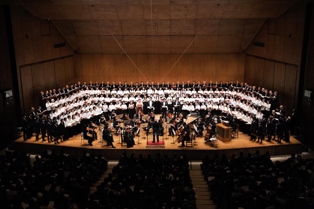 第48回クリスマス音楽会「メサイア」全曲演奏会