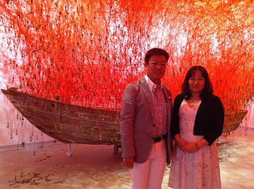 「第56回ヴェネチア・ビエンナーレ国際美術展」レポート 第1弾