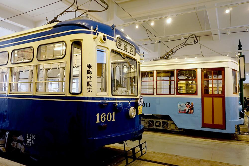 横浜の歴史とミステリーをリニューアルした横浜市電保存館で楽しもう!