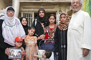 イラク チグリスに浮かぶ平和
