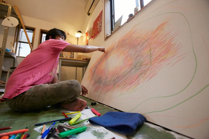 『黄金町バザール2015- まちとともにあるアート』制作現場ツアー