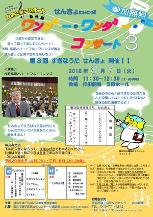 ひよこコンサート番外編ワンダー・ワンダー・コンサート3