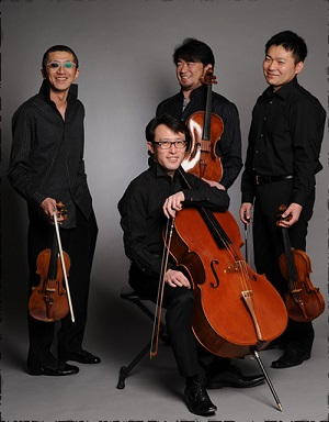 YAMATO String Quartet 定期公演  2018横浜公演