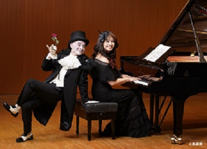 横浜みなとみらいホール開館20周年[Dance Dance Dance @ YOKOHAMA 2018 共催]ピアノ・サロン・コンサート《ノスタルジー巴里》