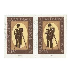 ギャラリーインザロビー 横浜市所蔵カメラ・写真コレクション 切手に見る写真と映画の歴史